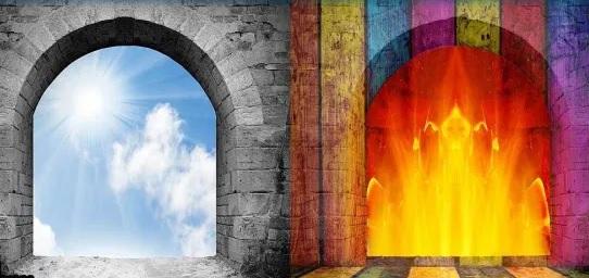 Croire au jour du jugement au paradis et a l'enfer