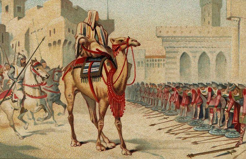 Le prophète Mohammed prédit la conquête de Jérusalem