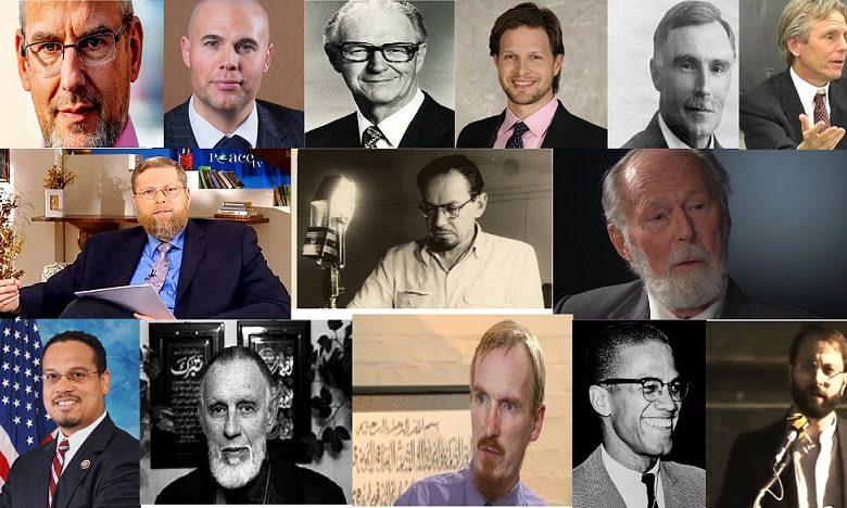 Photo of Penseurs, scientifiques et hommes d'État convertis a l'islam