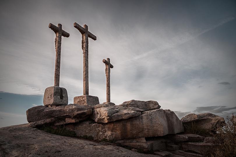 Crucifixion de jesus